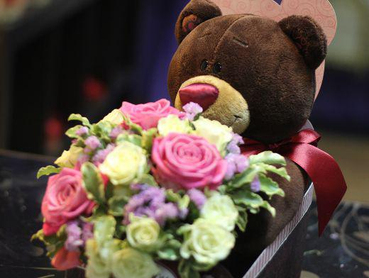 Какие цветы считаются самыми романтичными?